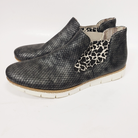 Rieker Ankle Boot 8.5 Antistress Combination